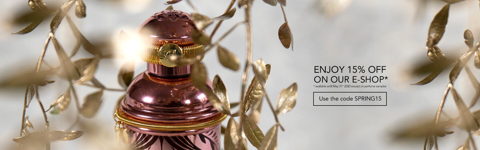 Perfume banner3